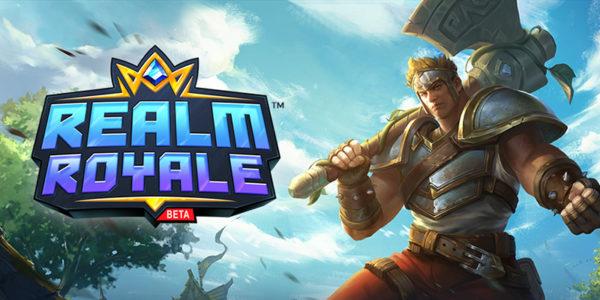 Realm Royale - fortnite alternative