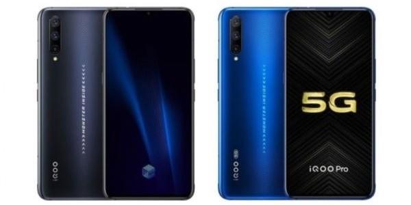 Vivo iQOO Pro 4G LTE and 5G