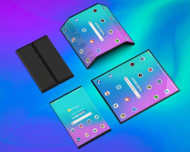Xiaomi Folding Screen Phone Patent