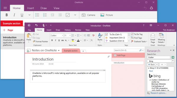 Microsoft OneNote - Note Taking Apps