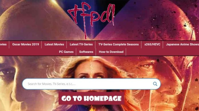 TFPDL.com - best free movie download sites