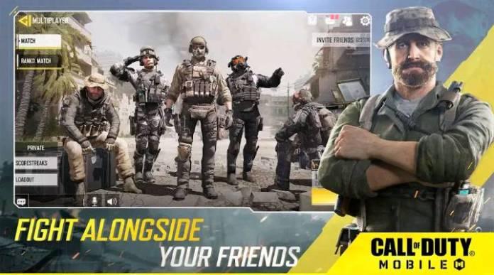 Call Of Duty Mobile - PUBG Mobile Alternatives