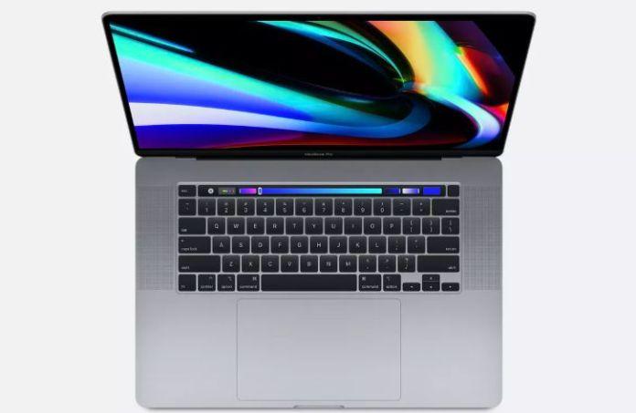 MacBook Pro 16-inch 2019