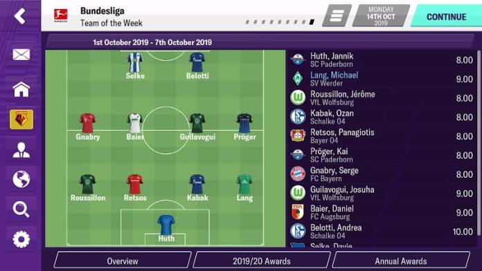 Football Manager 20 Mod