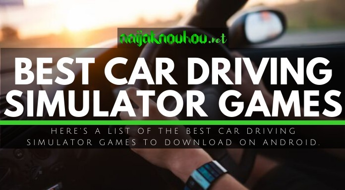 best car driving simulator games android