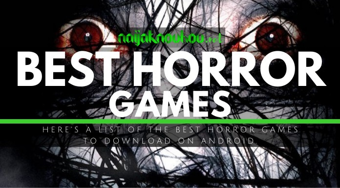 best horror android games