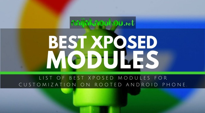 best xposed modules rooted android
