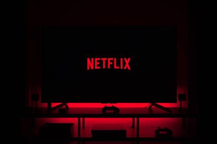 Netflix movie streaming service