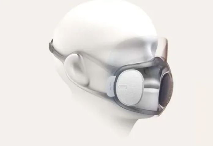 Sophisticated N95 mask by Huami