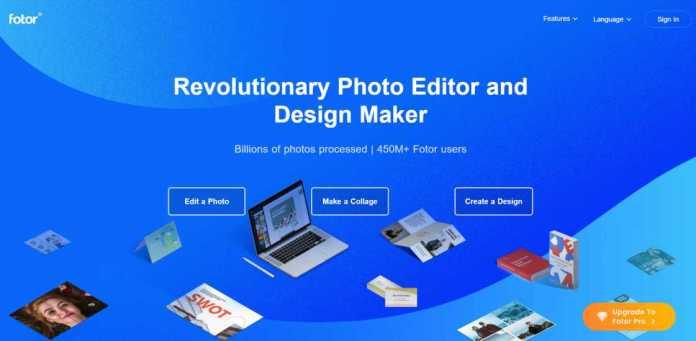 Fotor – Online Photo Editor