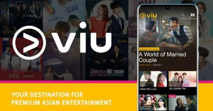 viu korean series app