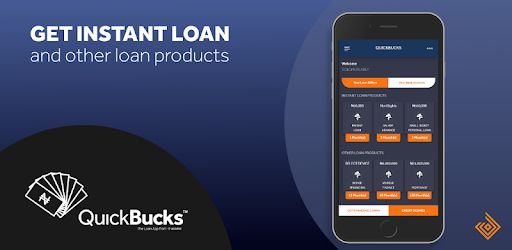 quickbucks - access bank loan app
