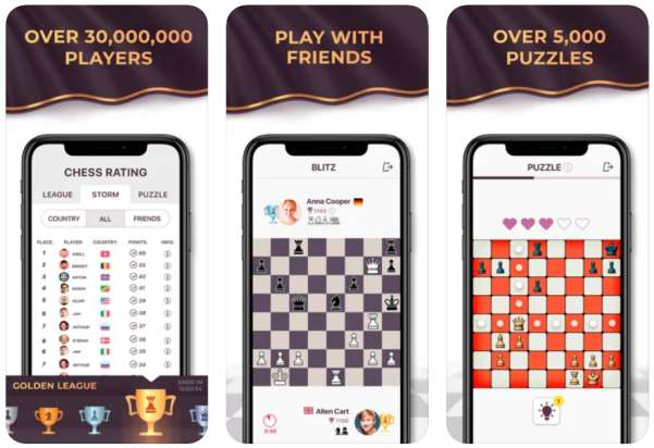 Chess Royale - Best Chess Online Game Apps