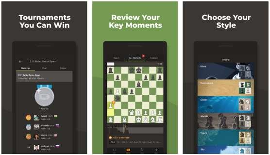 Chess.com Online Game App