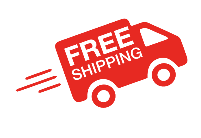 sites with free shipping