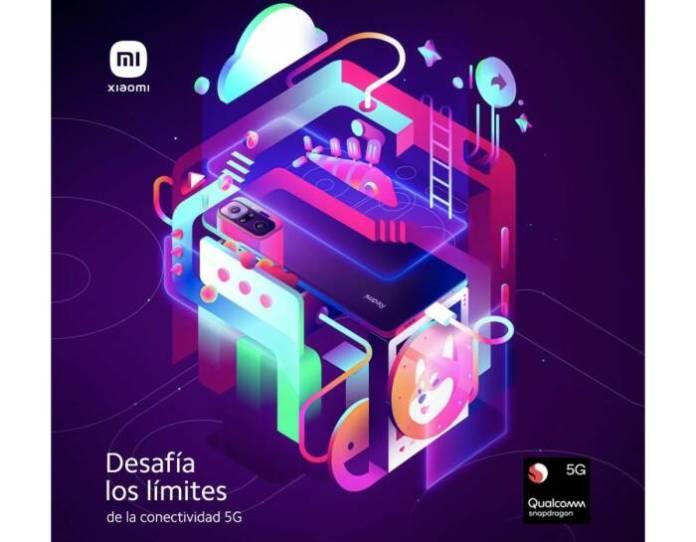 Promo Redmi Note 10 Pro 5G in Spain