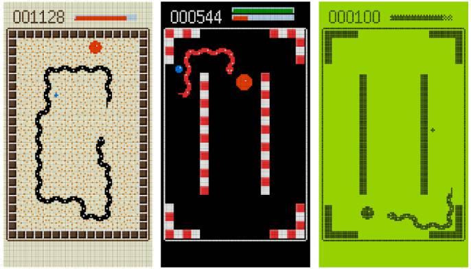Snake Xenzia - best snake game