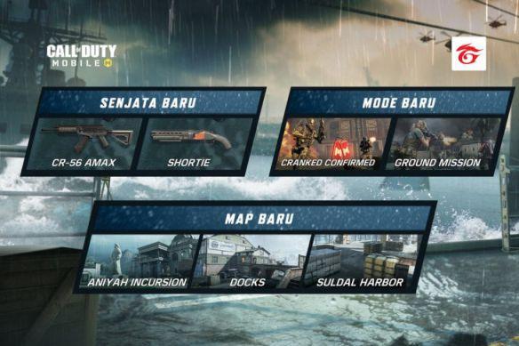 Call of Duty Mobile Season 5 In Deep Water