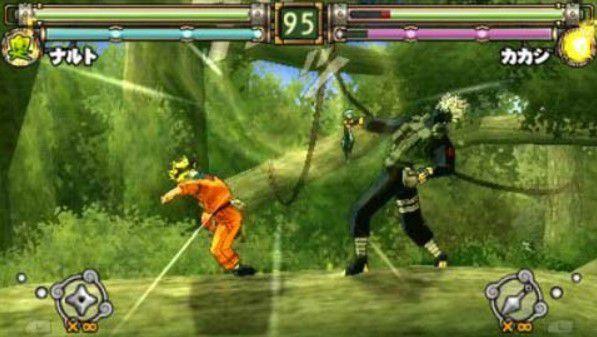 Naruto Ninja Heroes