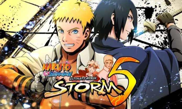 Naruto Ultimate Ninja Storm 5 ISO PPSSPP Download