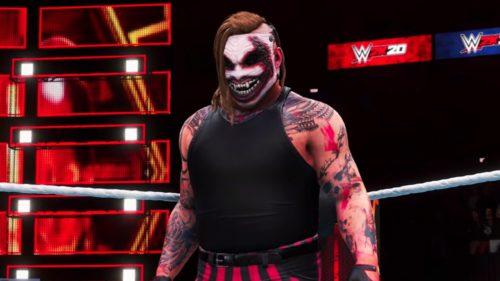 WWE 2k22 PPSSPP