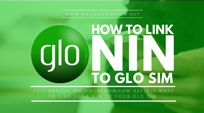 how to link nin to glo sim