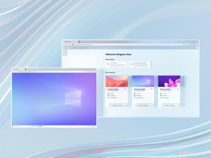 Windows 365 cloud service