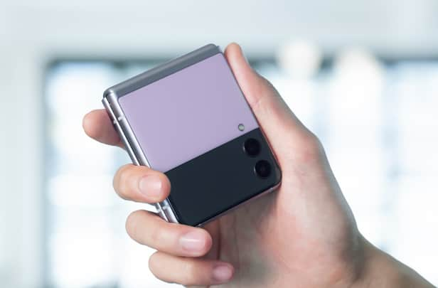 Samsung Galaxy Z Flip 3 5G