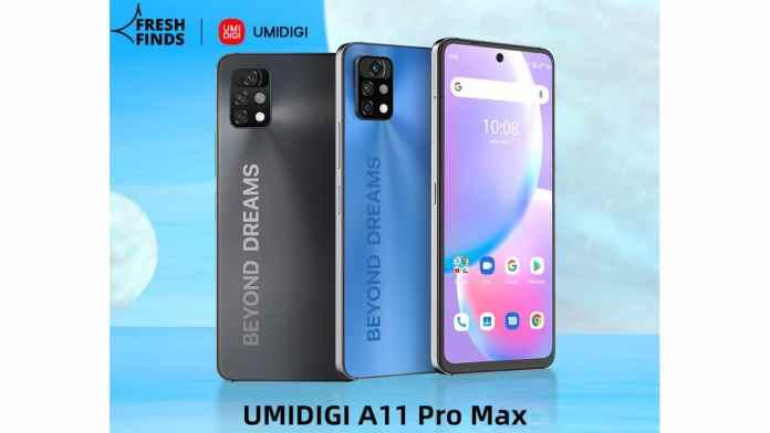 UMIDIGI A11 Pro Max