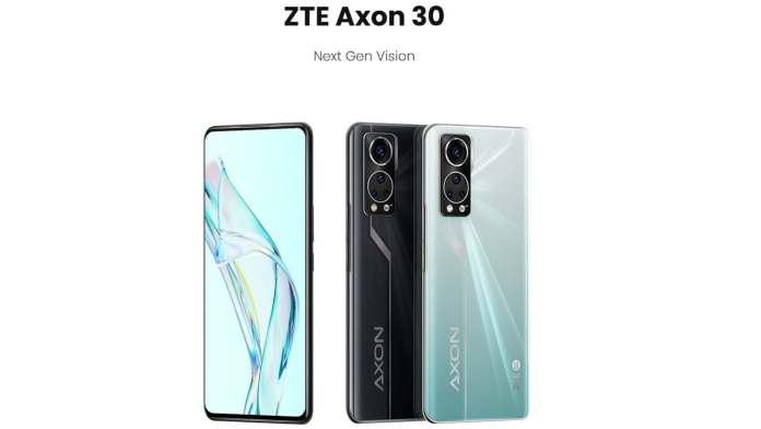 ZTE Axon 30 (global version)