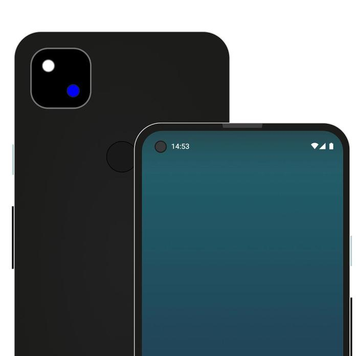 NitroPhone 1 based on Google Pixel 4a