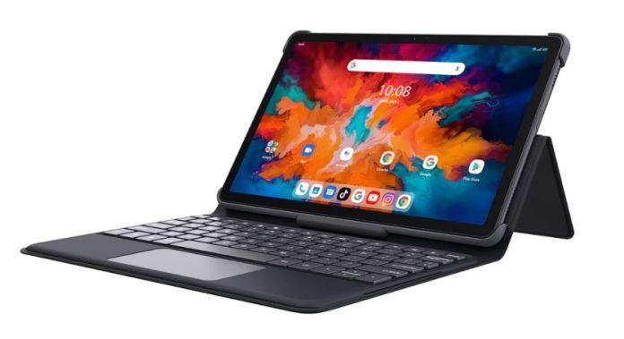UMIDIGI A11 Tab with keyboard