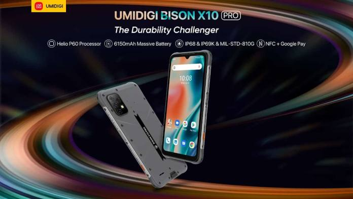 UMIDIGI BISON X10 Pro