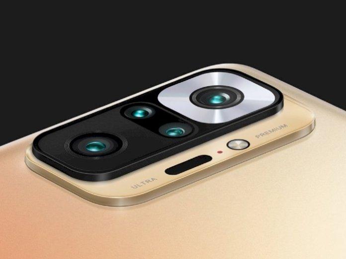 Xiaomi Redmi Note 10 Pro Camera