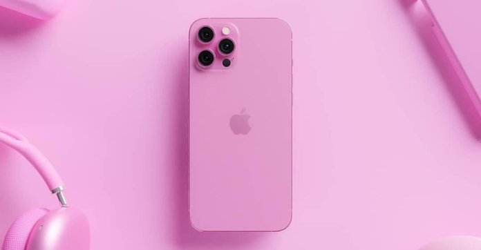 iPhone 13 Pro Pink