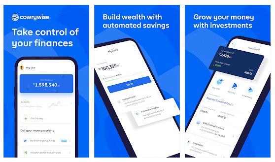 money savings apps in Nigeria