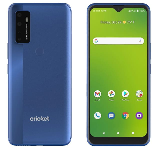 Cricket Dream 5G