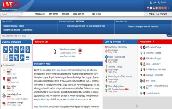 websites to stream nba sports