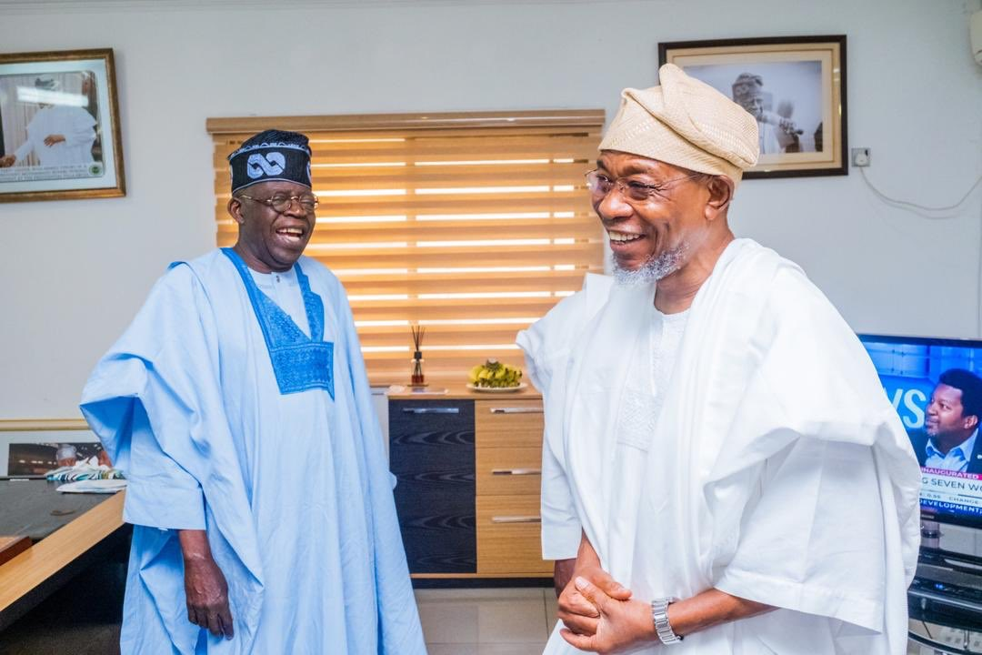 aregbe tinubu - Only 30m Nigerians have registered for National ID – Interior Minister