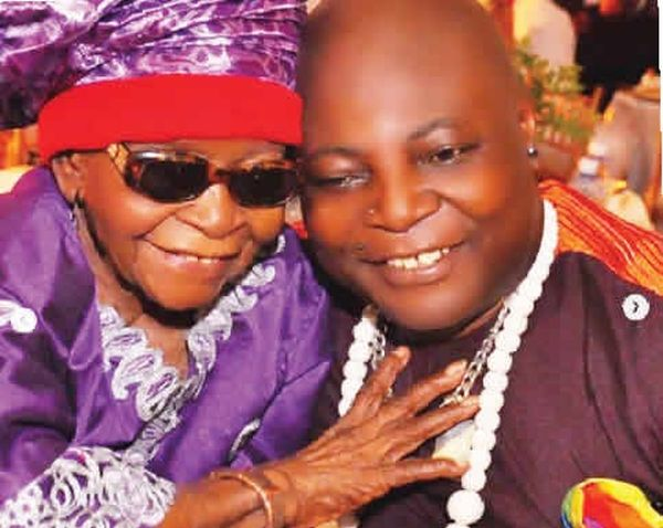 10378720 charlyboymother jpeg1ff808fe0ccdf4e6b813ee0d75aba5c3 - Charly Boy set to perform at 2019 'Felabration' Festival