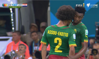 Cameroon-Own-Headbutt