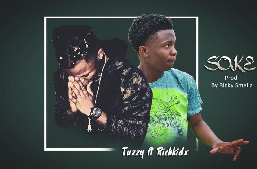 [Music]Tuzzy – Soke ft Richkidx