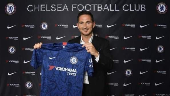 Chelsea Appoint Lampard as Manager
