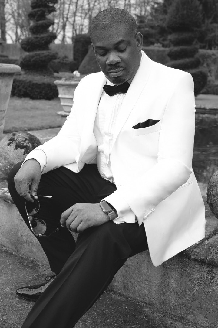 Don jazzy testing pre wedding shoot(see tweet and photos)