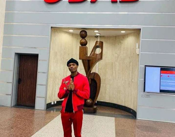 """""""You Are Going To Change Nothing By Singing Yahoo Yahoo"""" – Wizkid shades Naira Marley"""