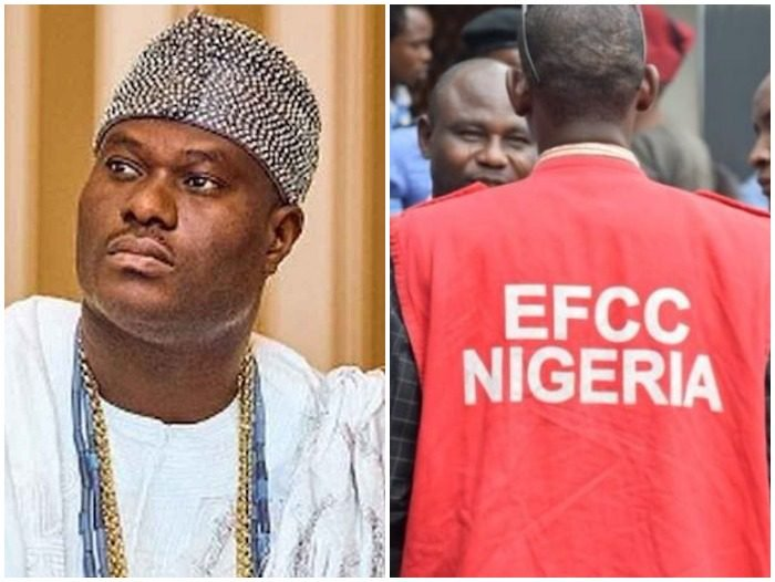 Ooni of Ife Advices EFCC regarding The arrest of  Nigerian youths