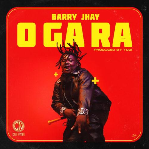 "[Music]Barry Jhay – ""O Ga Ra"" (Prod. by Tuzi)"