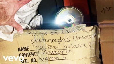 [Music]Maroon 5 – Memories