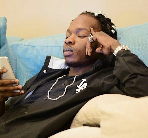 Naira Marley,Not a bad Influence to the Youth.