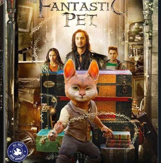 Movie: Adventures of Rufus: The Fantastic Pet (2020)